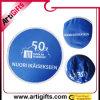 Frisbee Foldable impresso nylon com forma redonda