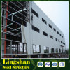 Prefabricated 창고 격납고 작업장 건물 빛 강철 구조물