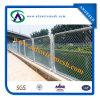 '' загородка звена цепи Galvaized сетки 0.85mmx1/2