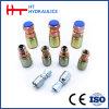 Dreiwertige Chrom-hydraulische Verbinder-einteilige passende Scheibe-hydraulische Befestigung