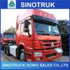 Sinotruck HOWO 6X4 10 바퀴 원동기 트럭 트랙터