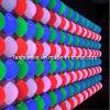 RGB Kleur die het LEIDENE van de Lichten van de Disco Comité van de Disco mengt