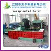 Residuos metálicos Baler Y81-1000