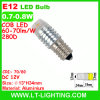 Dimmable E12 Bombilla LED de 1W (LT-E12P8)