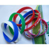 2014fashionable Silicone Wristband Popular Chain Silicon Bracelet (BZSW051)