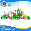 Pretpark, de OpenluchtApparatuur van de Speelplaats