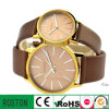 Quartz Movement Leatehr Couple Gift Watch