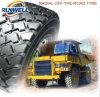 Todos los neumáticos de acero de la parte radial OTR