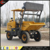 Короткое Transport Self Loading 4X4 Mini Dumper Truck