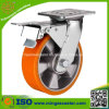 Total Brake Heavy Duty Trolley 8 Caster Wheels