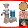 Molino del coloide de la amoladora de la mantequilla de cacahuete de la máquina de la goma del sésamo Jm-130