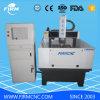Fresadora del CNC del grabado de acero cobreado del metal de la alta exactitud
