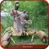 Künstliche Insekte sehr großes Animatronic Skorpion-Baumuster