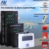 Economic Network Warehouse-Usage Conventional Fire Alarm Control Panel (AW-CFP2166-4)