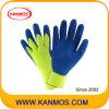 Вырезать Resistant трикотажные акриловый латекс покрытием рабочих перчаток ( 52202al )null