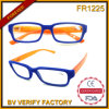 R-1127 New modisches schickes Slim Fashion Reading Eyeglasses mit Flannel Frame