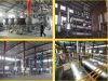 Usine de régénération d'huile de rebut, machine noire de distillation d'huile