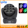 12PCS*10W RGBW 크리 말 LED Beam Ceiling Light
