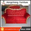 Roter moderner zwei Sitzköniglicher Sofa-Luxuxgroßverkauf (JC-S55)