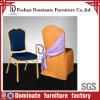 Couverture jaune élégante Br-Cc101 de chaise des bons prix