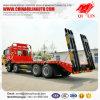 Bevordering 4 Ton Vrachtwagen van het Bed van de Tractor van de As van de Lage Hoofd8X4 30