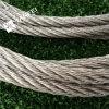 Corde galvanisée électrique de fil d'acier