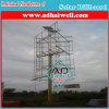 Energía solar que hace publicidad de la estructura de la cartelera de la iluminación del punto del LED