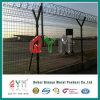 Qym-PVC Coated зеленый высокий тип загородка предохранения y авиапорта столба