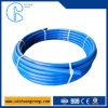 PEオイル管のHDPEの青および緑のプラスチックロール管