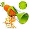 Spiral Slicer, Make Noodles From Soft Vegetables for Healthy Eating, Create Zucchini Noodles That Kids Love, Stocking Stuffer for Christmas, Spiralizer