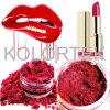 Polvo de mica natural para el lápiz labial, fabricante del pigmento del labio de la perla del maquillaje