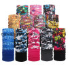 Wholesale polar Fleece Headwear Multifunctional Seamless Bandana Scarf