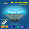 IP68 Waterproof Thick Glass 40W PAR56 LED Ampoule