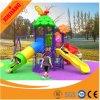 スライドおよび振動が付いている最もよい品質の子供の屋外の運動場