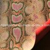 이중 면 PU 신발 가죽 (QDL-SP028)