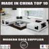 Hauptform-modernes Wohnzimmer-Sofa der möbel-U