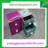 Cassetto-Tipo contenitore di regalo di carta stampato estetica