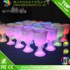 Iluminado impermeable Copa de plástico en forma de Tiesto