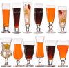 昇進のギフトのためのOEMの高品質ジュースのガラスコップ