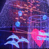 LED Dolphin Motif Decorative Light - Wit Vanaf Factory