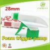Fábrica de la venta directa de 28 mm de espuma de plástico Atomizador