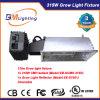 el lastre electrónico de 315W CMH/HPS Digitaces hidropónico crece el dispositivo ligero