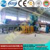 Laminatoio del piatto del rullo di /4 del laminatoio del piatto di CNC Mclw12CNC-20X6000 con lo standard del Ce