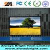 Visualización de LED P10 de la publicidad al aire libre de Abt con la función video