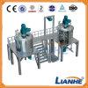ステンレス鋼のシャンプー混合の混合タンク混合機械