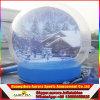Globi gonfiabili della neve di buona qualità di Guangzhou, globi della neve della foto di natale da vendere