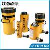 Cilindro a semplice effetto Fy-RC stabilito del pistone dell'olio idraulico