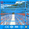 Industrielles Lager-Standardspeicher-Ladeplatten-Zahnstange