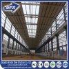 中国はまたは倉庫のためのプレハブの鉄骨構造の建物か研修会または格納庫組立て式に作った