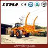 De hete Laders van het Logboek van de Tractor van de Verkoop de Lader van het Logboek van 8 Ton